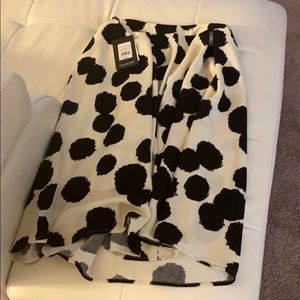 Target NWT Long Skirt Size 10